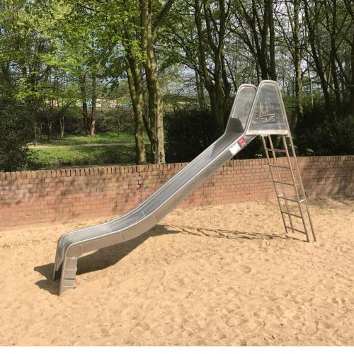 Bild 17: Wasserspielplatz im Volksgarten