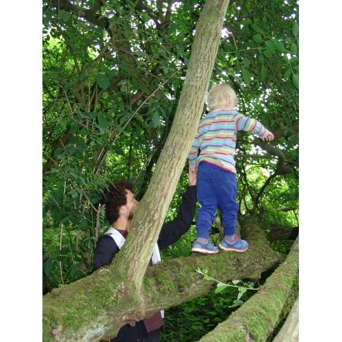 Bild 1: Wildnis für Kinder Hustadt