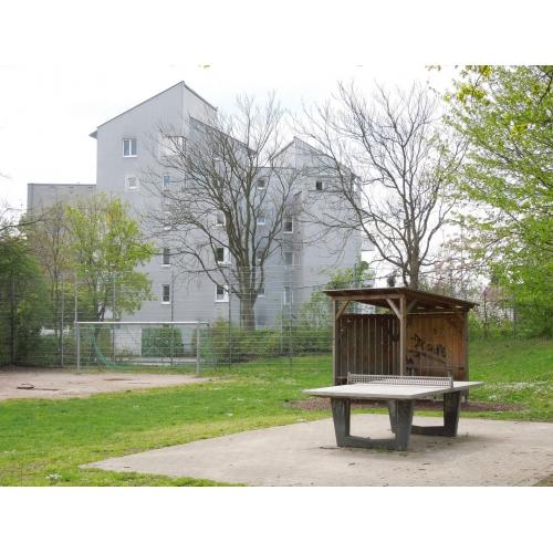Bild 5: Wilhelm-Hausenstein-Allee / August-Bebel-Str.