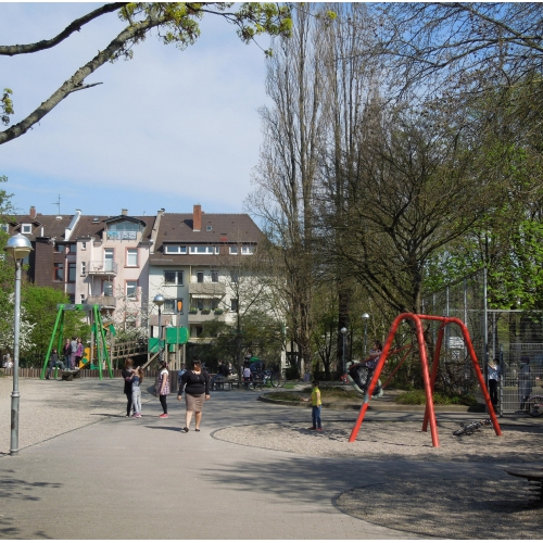 Bild 1: Wilhelmstraße / Marienstraße