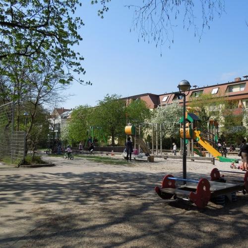 Bild 2: Wilhelmstraße / Marienstraße