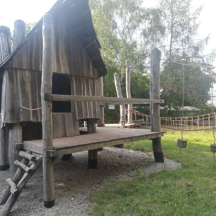 Bild 2: Wingertskippel Naturspielplatz