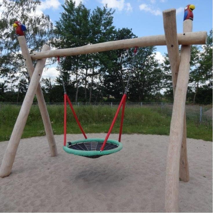 Bild 3: Spielplatz Winsener Wiesen