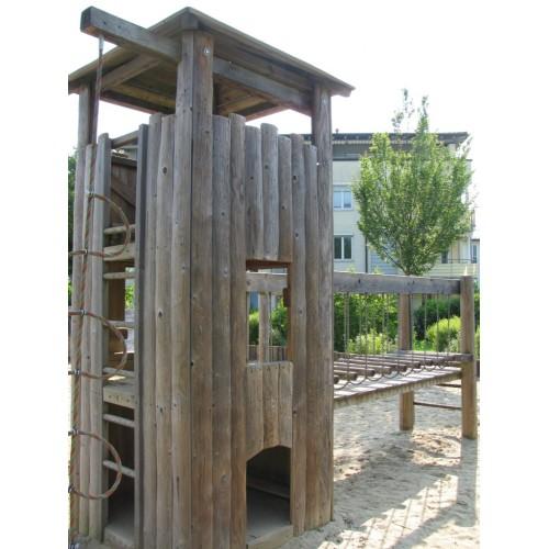 Bild 3: Wohnanlagen Spielplatz III