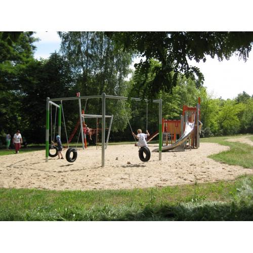 Bild 3: Spielplatz 2 Wohngebietspark Grünes Tal