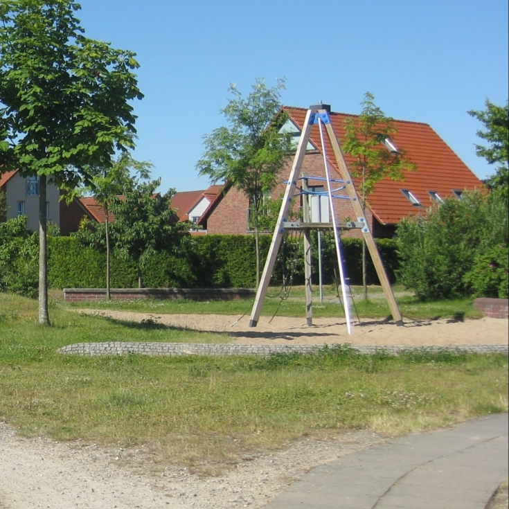 Bild 3: Wohngebietspark Ost
