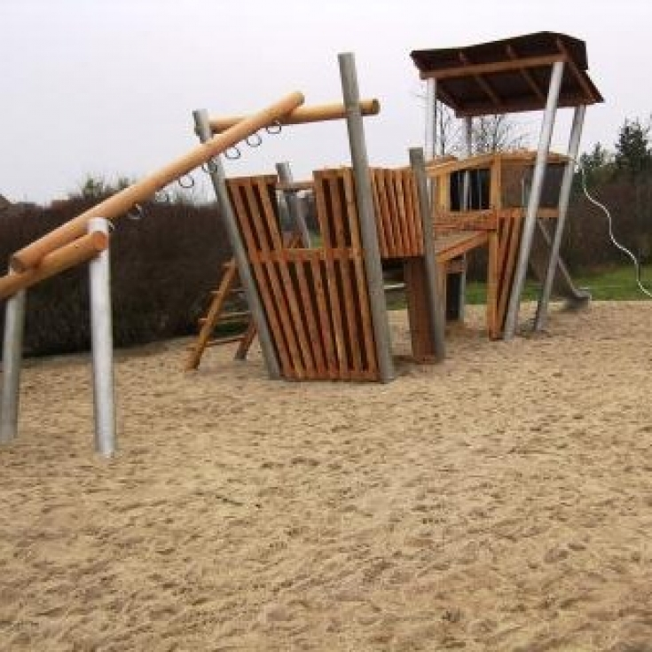Bild 2: Wohngebietspark Ost