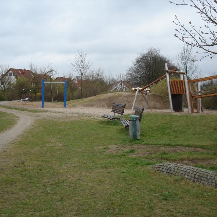 Bild 1: Wohngebietspark Ost