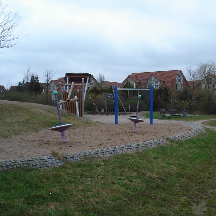 Bild 4: Wohngebietspark Ost