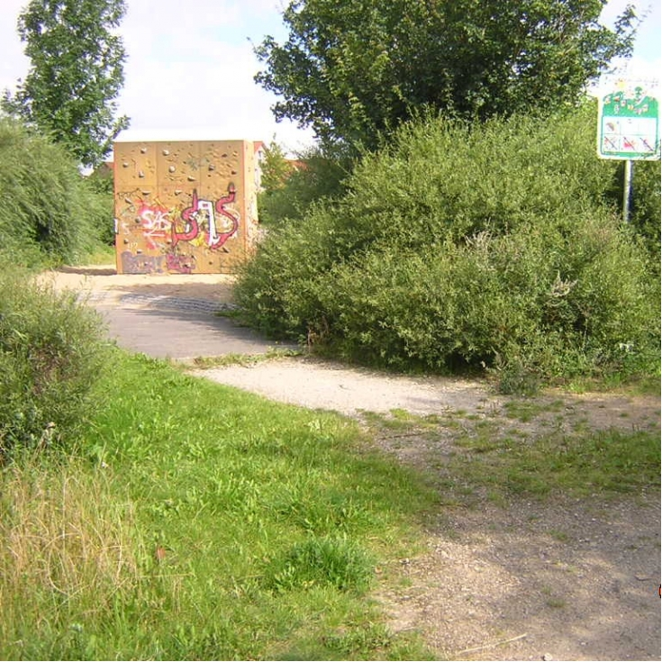 Bild 5: Wohngebietspark Ost