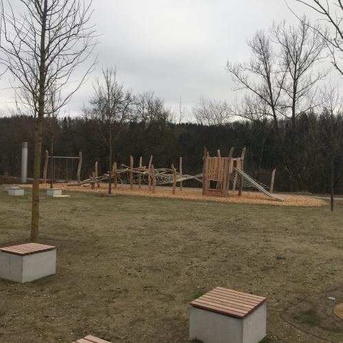 Bild 1: Wohnüberbauung Reinholz