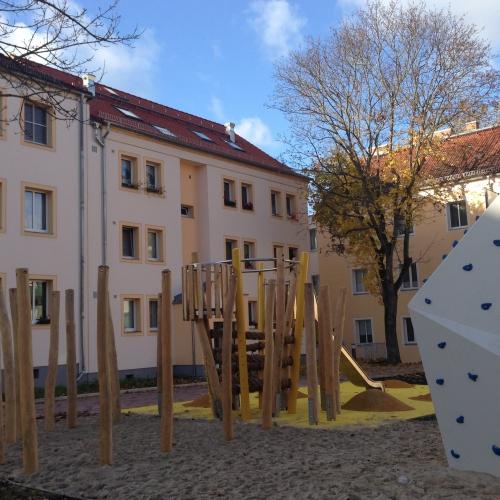 Bild 2: Wollenweberstraße Süd