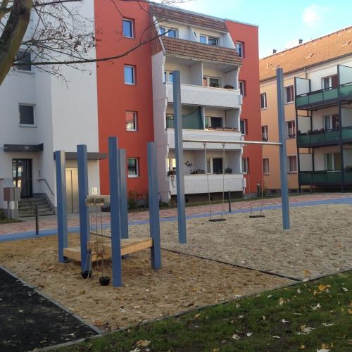 Bild 1: Wollenweberstraße Mitte