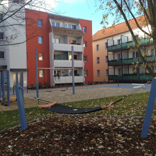 Bild 2: Wollenweberstraße Mitte