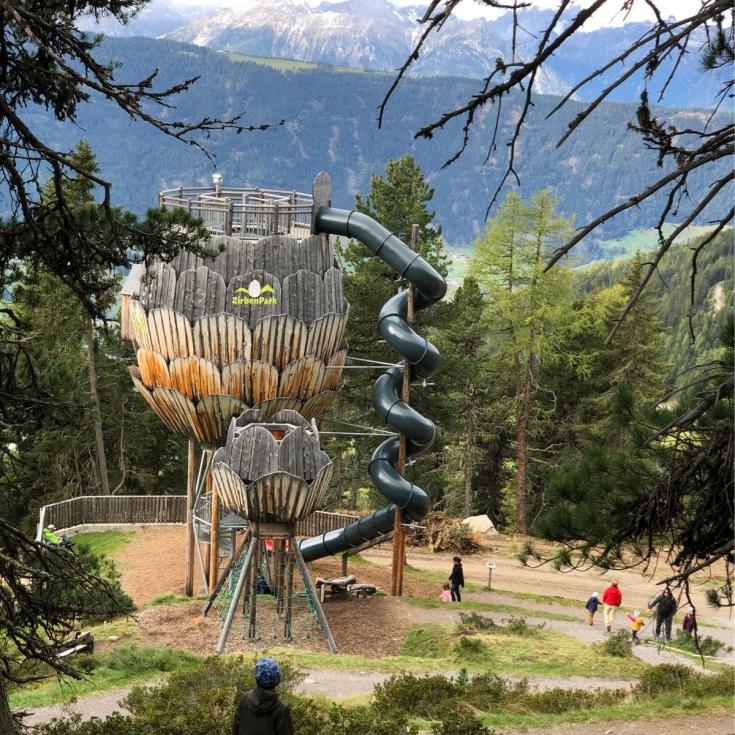 Bild 1: Zirbenpark Hochzeiger